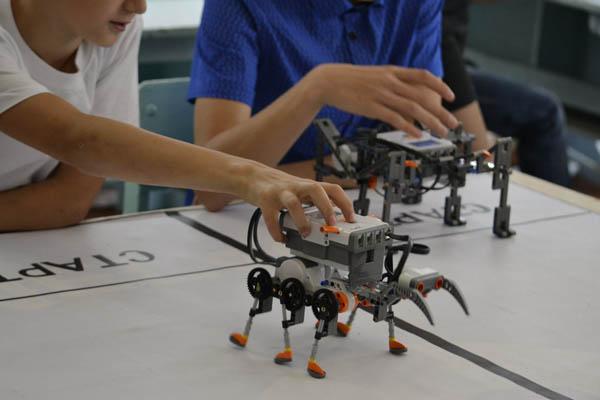 STEM - робототехника для детей