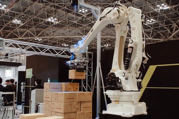 Роботы Kawasaki серии YF