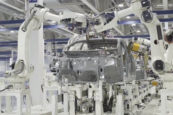 завод Kawasaki Robots