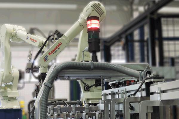 промышленный робот Kawasaki серии R