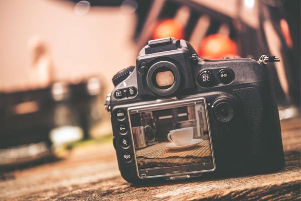 фотограф может работать творчески