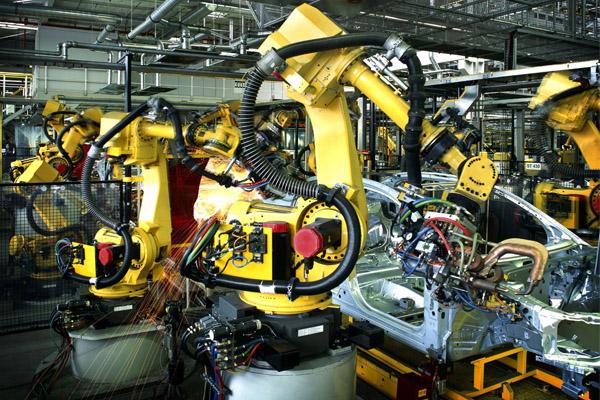 Автоматизация промышленности - производственная трансформация