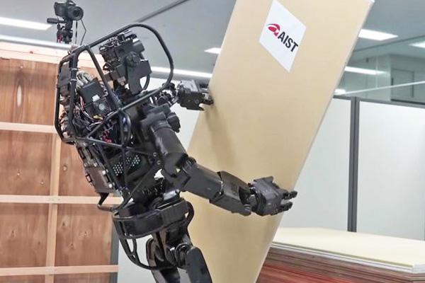HRP 5P робот-гуманоид