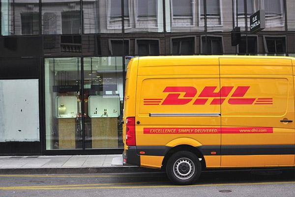 ТОП мировых курьерских служб - DHL