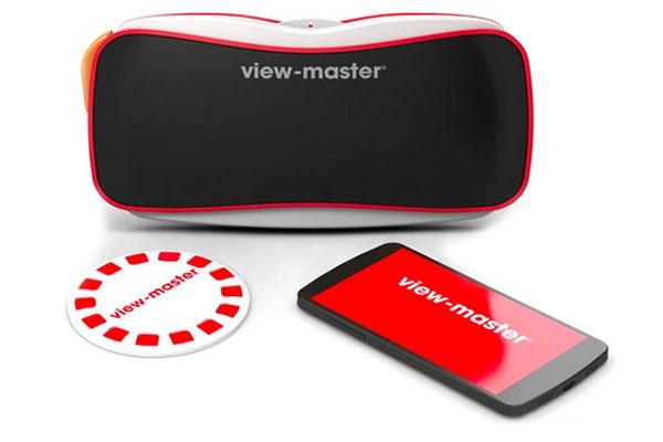 View Master очки виртуальной реальности