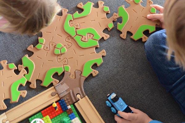 экологически чистые игрушки -  в гармонии с природой