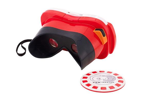 характеристики очков виртуальной реальности View Master