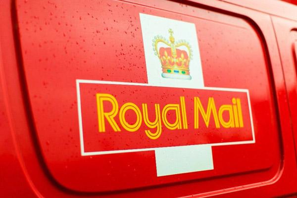 мировая курьерская служба - Royal Mail