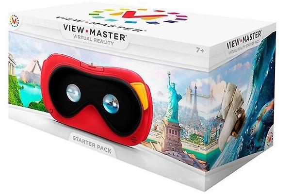 очки VR view master