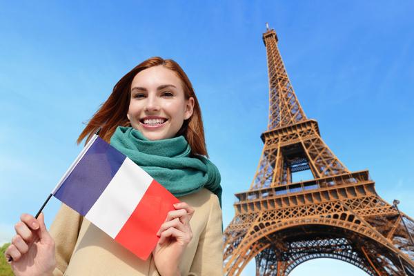 самые распространенные в мире – французский язык
