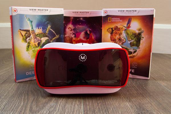 виртуальная реальность View Master