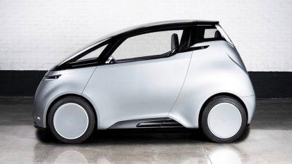 Городской электромобиль Uniti One