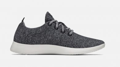 Экообувь из натуральных материалов Allbirds