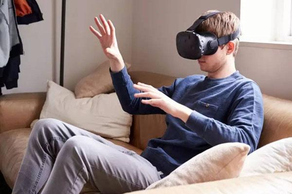 полное погружение в игру виртуальной реальности