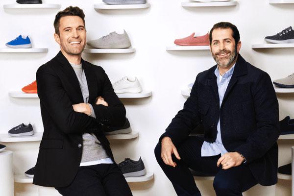 создатели обуви Allbirds