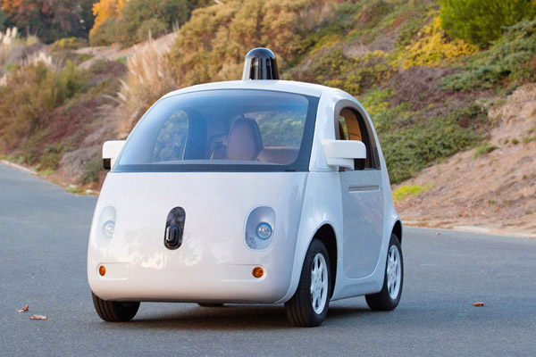 Google - беспилотный автомобиль