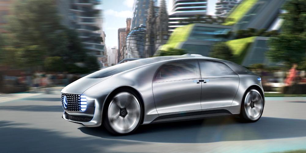 Первые беспилотные автомобили: с чего всё начиналось
