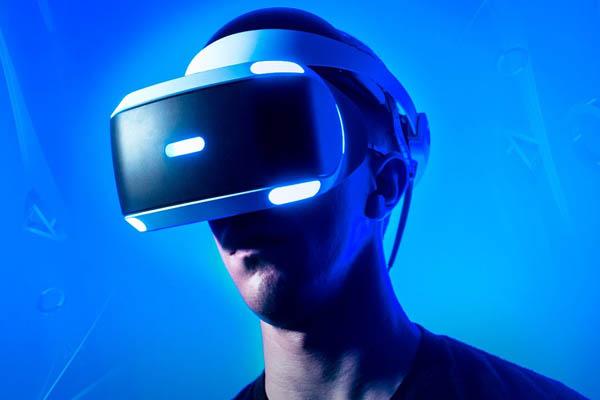 PlayStation VR виртуальная реальность