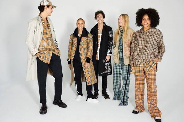 Самые дорогие бренды одежды в мире - BURBERRY