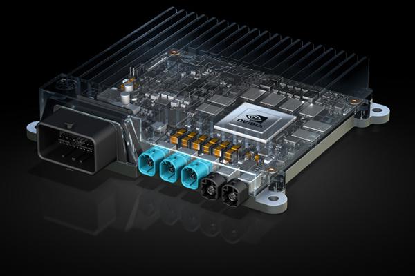 Xavier процессор для беспилотных автомобилей