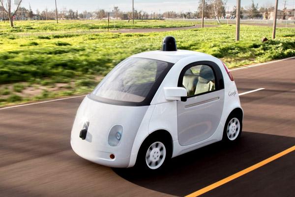 беспилотный автомобиль Waymo - Google