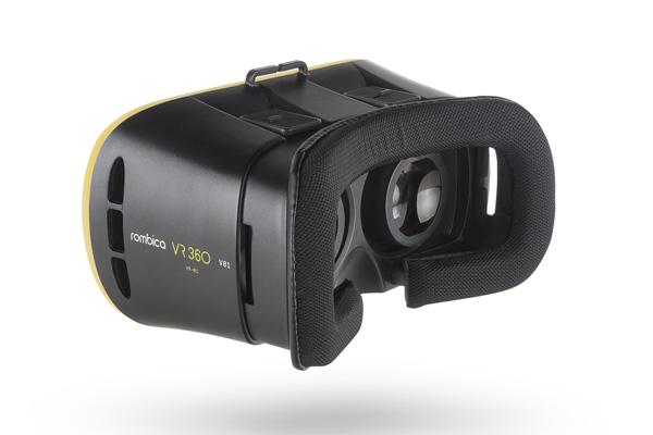 виртуальная реальность в очках Rombica