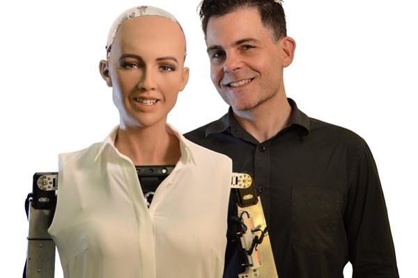 Hanson Robotics создатели робота София