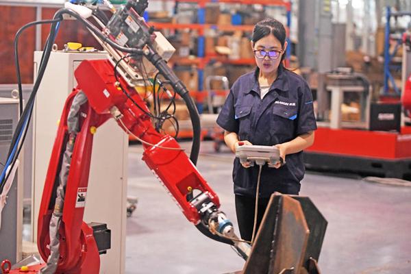 промышленные робот манипулятор - Китай