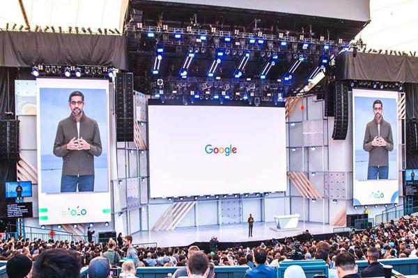 Google IO выставка VR-технологий