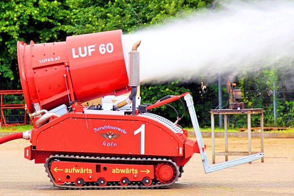 мобильная установка LUF-60