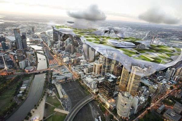 Multiplicity - умный город будущего в Австралии