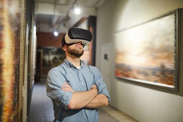 Примеры выставок виртуальной реальности