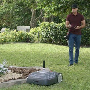 iRobot Terra: автоматическая газонокосилка