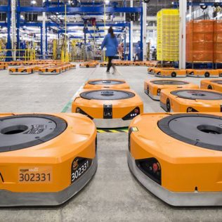 Робототехника Amazon Robotics