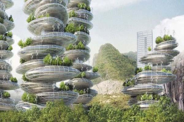 Шэнчьжень умный город будущего