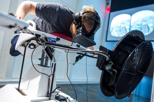 Тренажер виртуальной реальности