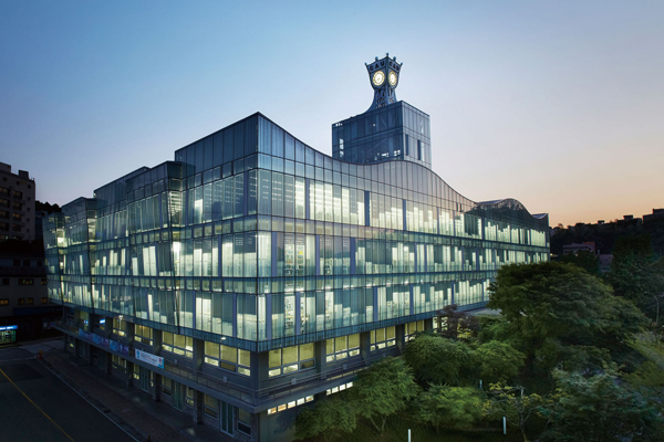 Южнокорейский университет Чан-Ан по киберспорту
