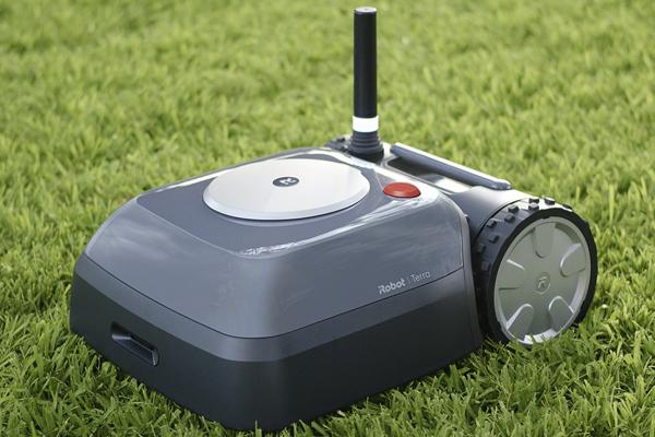 iRobot Terra автоматическая газонокосилка