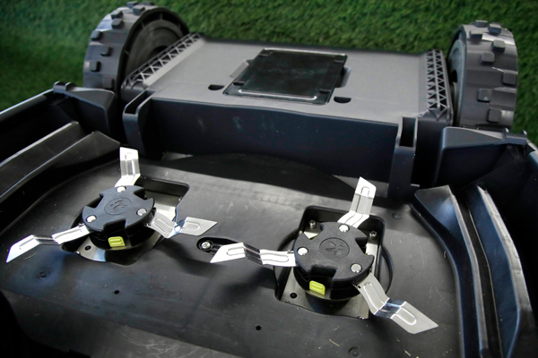 iRobot Terra технические характеристики