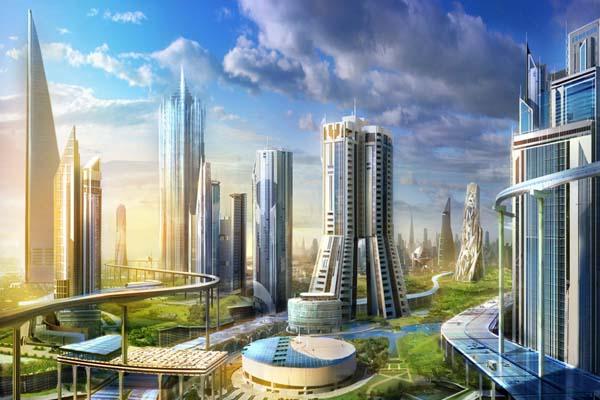 перспективы и новые вызовы умных городов
