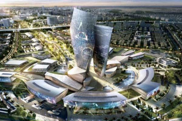 проекты городов будущего
