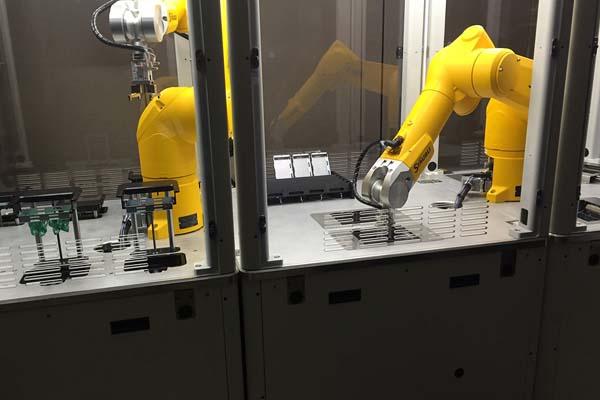 промышленный робот 3D Systems — Figure 4