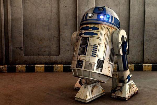 робот-гуманоид R2D2