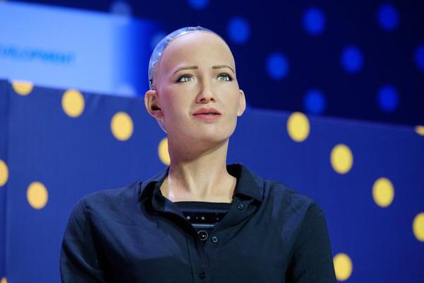 сознание у первых человекоподобных роботов
