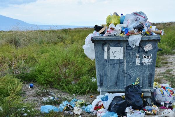 утилизация отходов - экологические проблемы