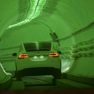 Тоннель Boring Company: от идеи до реализации