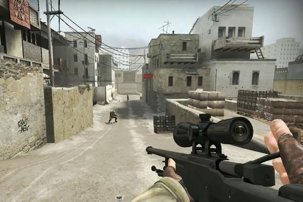 Counter-Strike: Global Offensive - топ популярных онлайн игр