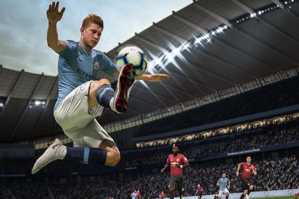 Fifa 19 - топ популярных онлайн игр