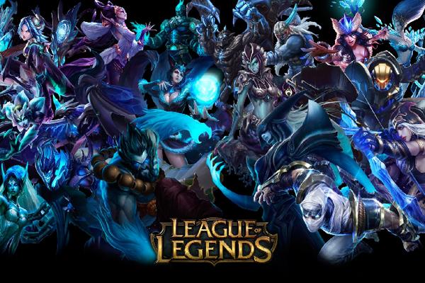 League of Legends топ популярных онлайн игр