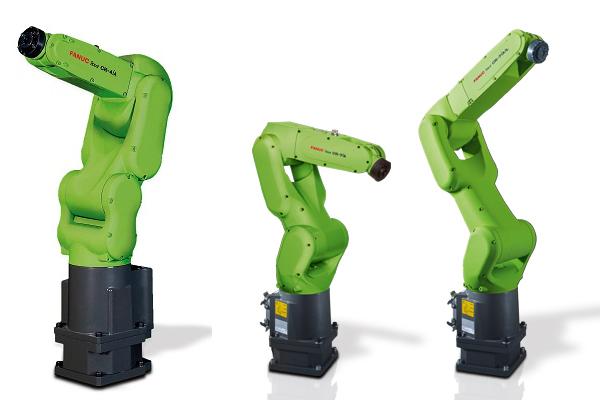 Линейка коллаборативных роботов Fanuc
